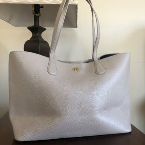 Tory Burch Perry Tote gray